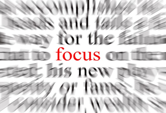 Our Focus Changes Everything
